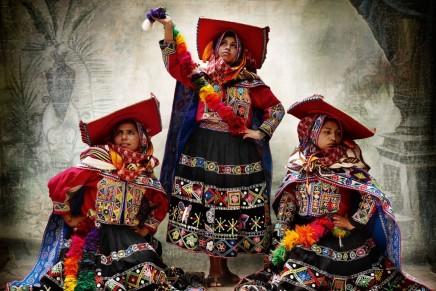 Mario Testino returns home to focus on the beauty of Peru
