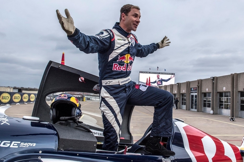 Martin Sonka – new 2018 Red Bull Air Race World Champion