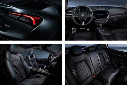 Maserati's first hybrid – one of the most ambitious projects for the Italian luxury vehicle manufacturer