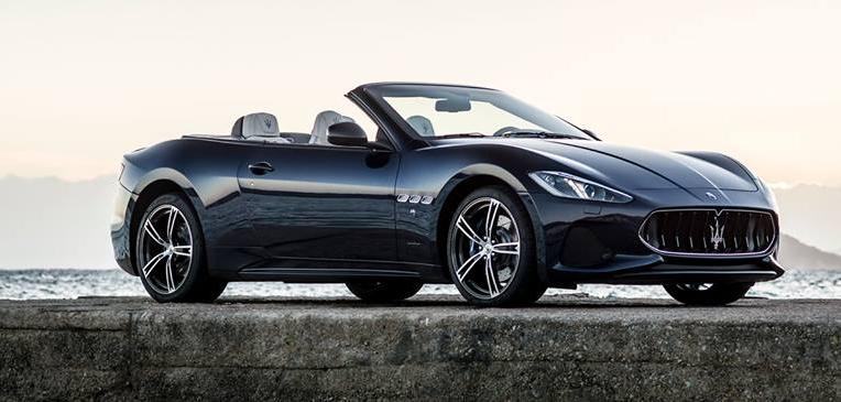 Maserati GranCabrio is for you.
