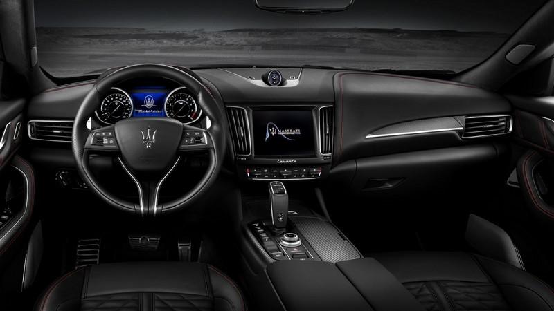 Maserati Levante Trofeo int