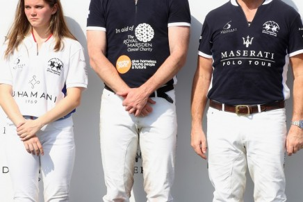 2018 Maserati Royal Charity Polo Trophy – an exhilarating display of polo at the Beaufort Polo Club