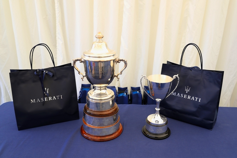 Maserati Polo Tour 2018 - UK - Trophies
