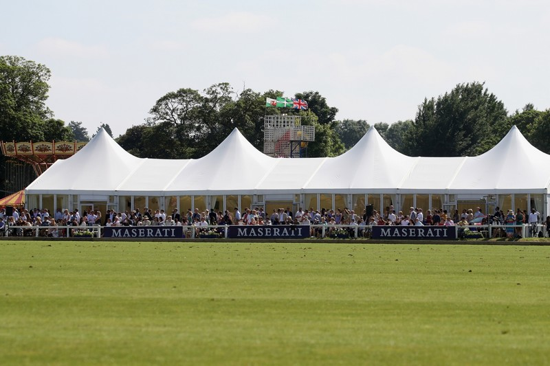 Maserati Polo Tour 2018 - UK - VIP Hospitality