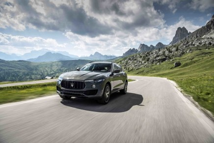 Maserati Quattroporte, Ghibli and Levante – the strong addition to Italy's high-end car hire offering
