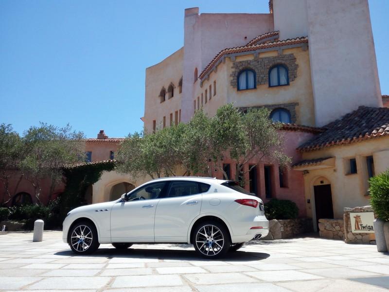 Maserati Summer Experience 2017 Levante at Caladi Volpe Hotel