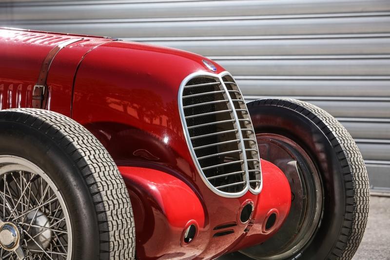 Maserati Tipo 6CM 1939 details