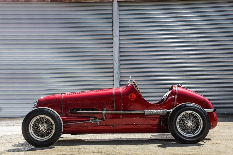 Maserati Tipo 6CM 1939