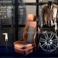 Maserati x Zegna 2015 capsule collection in the Frankfurt Store--