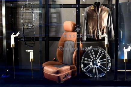 The motoring-oriented Maserati x Zegna wardrobe