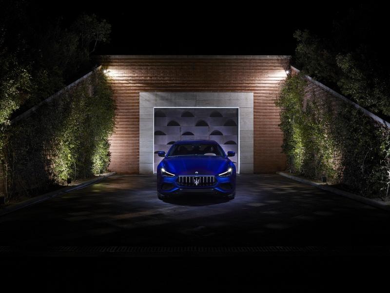 MaseratiAntinori partnership 2019