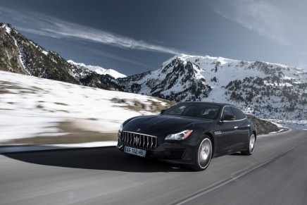 Maserati Winter Tour debuts with test drives in the most glamorous winter resorts