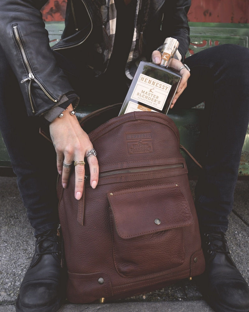 Master Blender's Selection N°2 celebrates launch with release of custom cognac-colored Will Leather