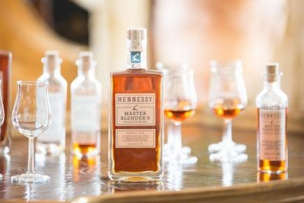 Yann Fillioux coup de coeur: Hennessy Master Blender's Selection No. 1