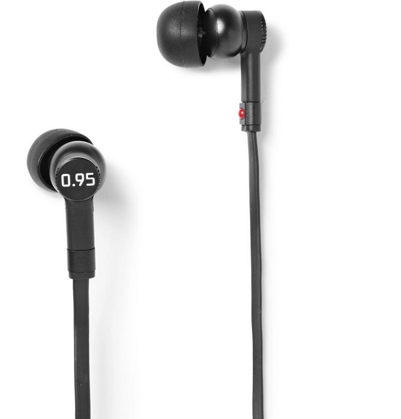Master & Dynamic + Leica ME05-95 Chrome-Coated In-Ear Headphones