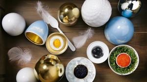 Matroschischka Gold Egg Cup Fuerstenberg x Sieger