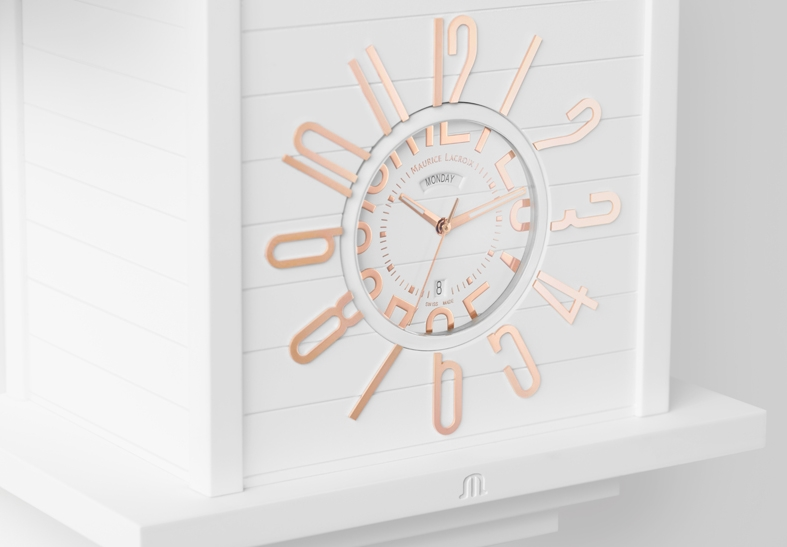 Maurice Lacroix Pontos by Nendo watch-
