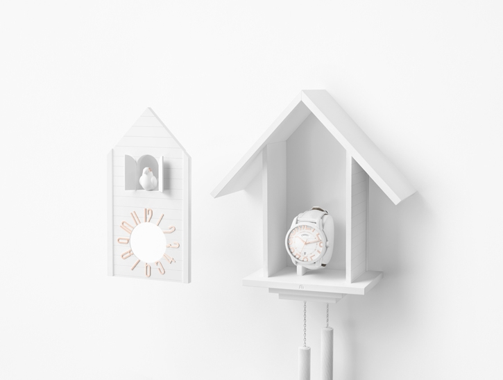 Maurice Lacroix Pontos by Nendo watch