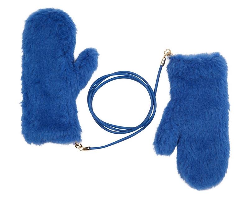 Max Mara Alpaca Agar Gloves