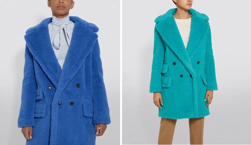 MaxMaraTeddy Short Coat 2019