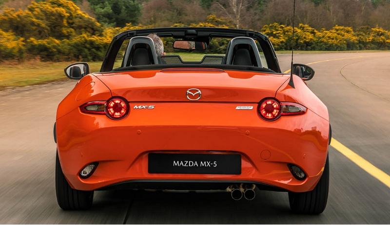 Mazda MX-5 30 Years