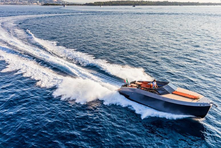 Mazu Yachts - Mazu ThirtyEight