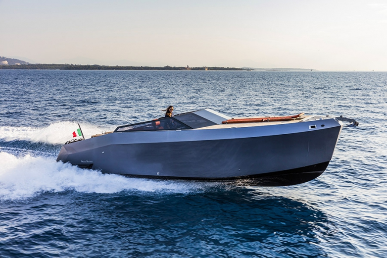 Mazu Yachts three world debut at Cannes Yachting Festival 2017