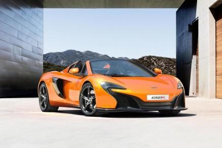 McLaren 650S Spider: car review