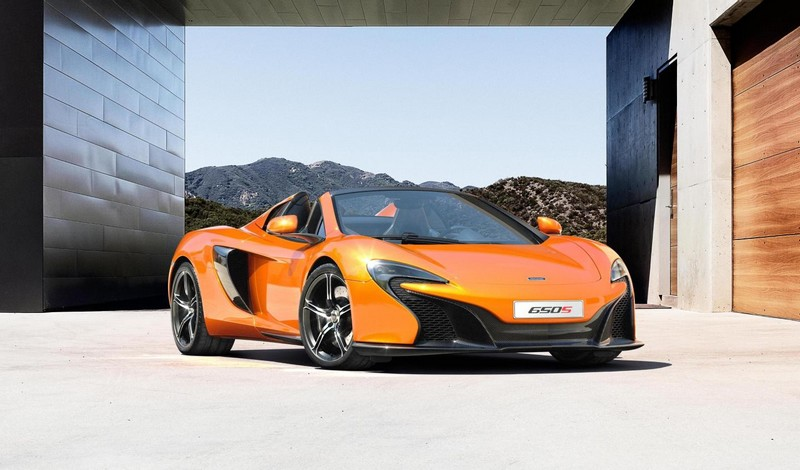 McLaren 650S Spider review 2luxury2 dot com