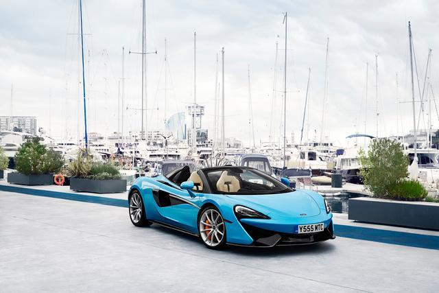 McLaren Automotive's 2017 Sports Series Summer tour continues-