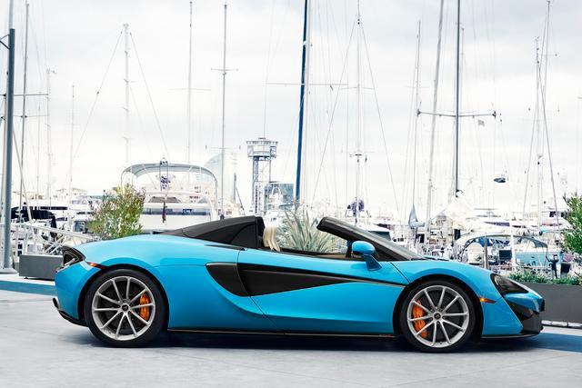 McLaren Automotive's 2017 Sports Series Summer tour continues-summer2017