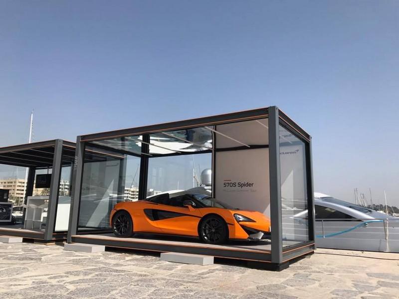 McLaren Automotive's 2017 Sports Series Summer tour continues