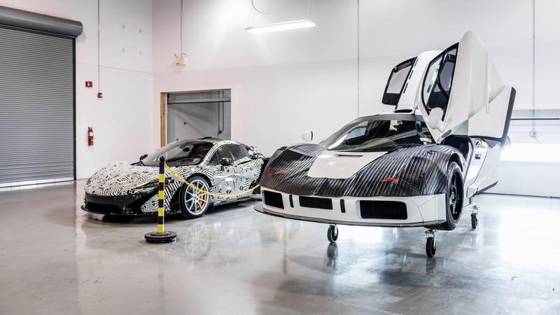 McLaren F1 Service Center is now Open in North America