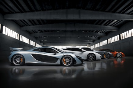 McLaren Special Operations unveils new limited editions