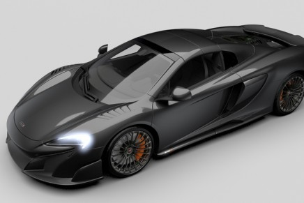 McLaren MSO Carbon Series LT. Strictly limited to 25 units for global sale, all pre-sold