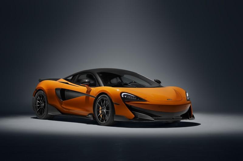 McLaren600LT