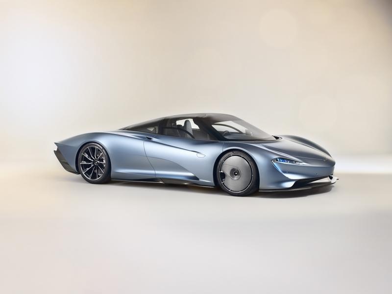 McLarenSpeedtail SuperCar 2018-01