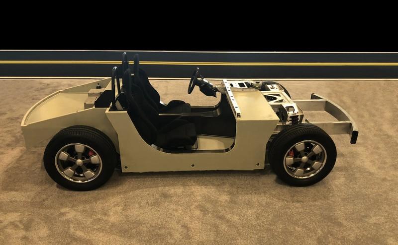 Meccanica Tofino Chassis
