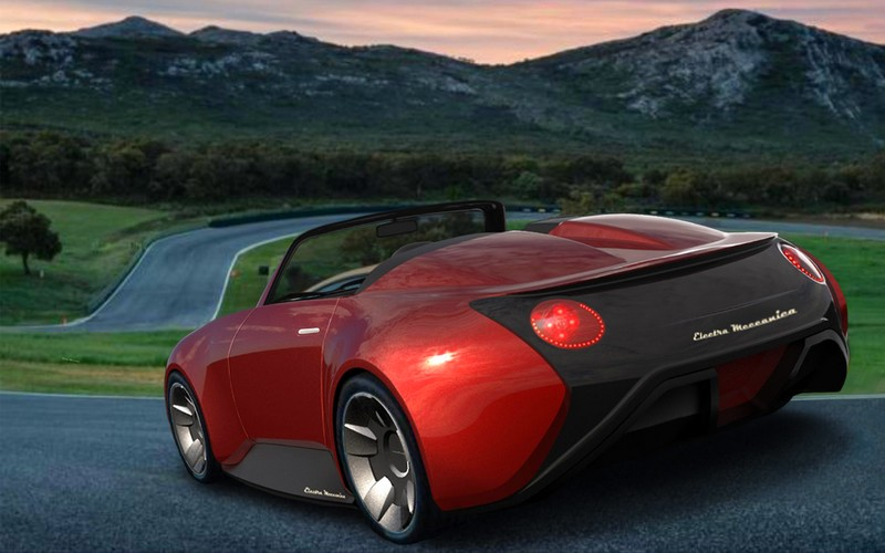Meccanica Tofino - rear