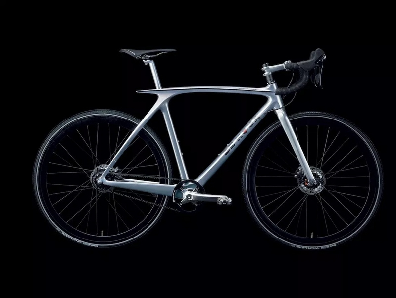 Meet The First Sport Utility Bike in the World Signed by De Rosa and Pininfarina