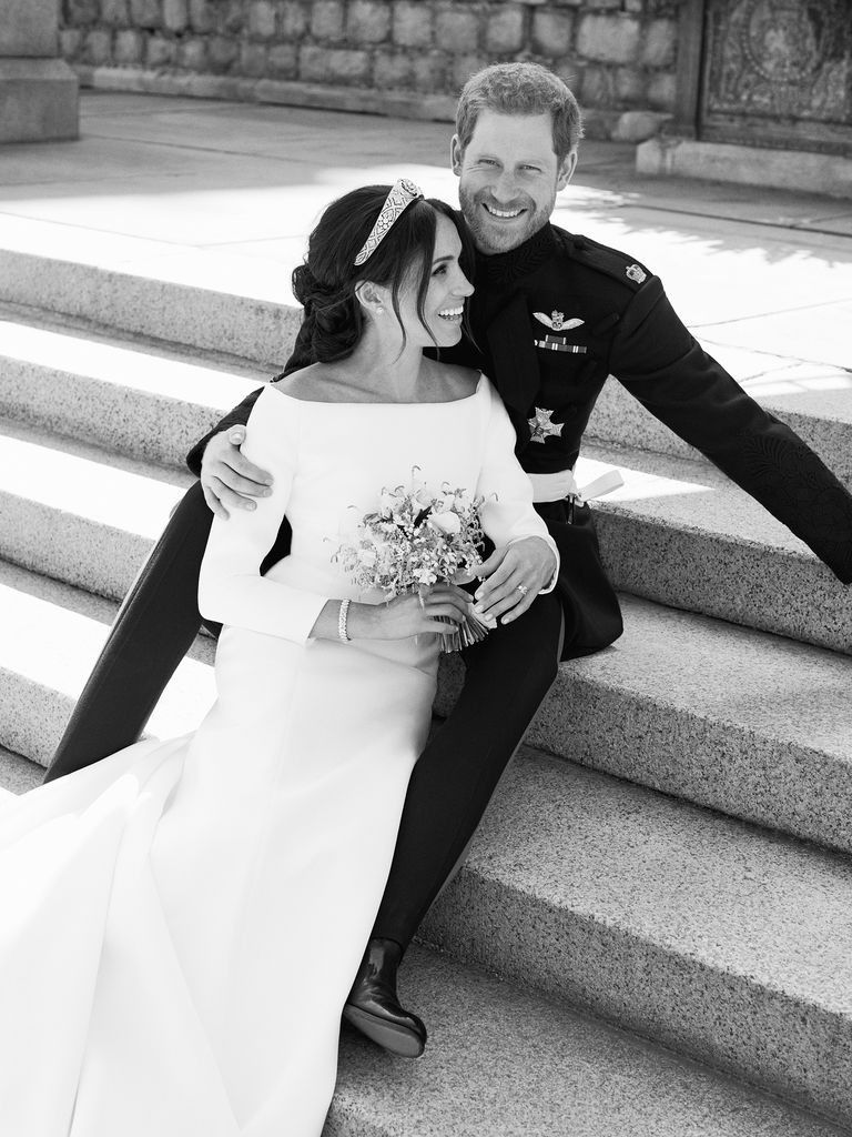 Meghan and Harry Official Photo
