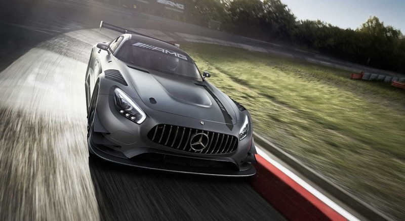 Mercedes-AMG GT3 Edition 50 - 2017-