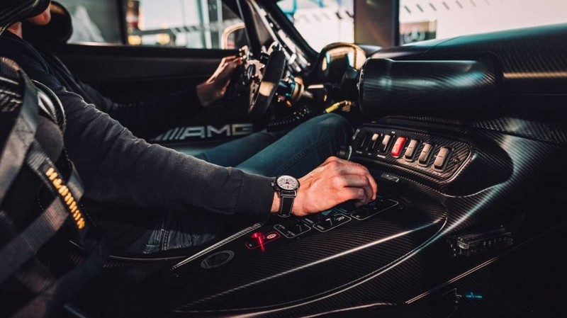 Mercedes-AMG GT3 Edition 50 - 2017 - interiors