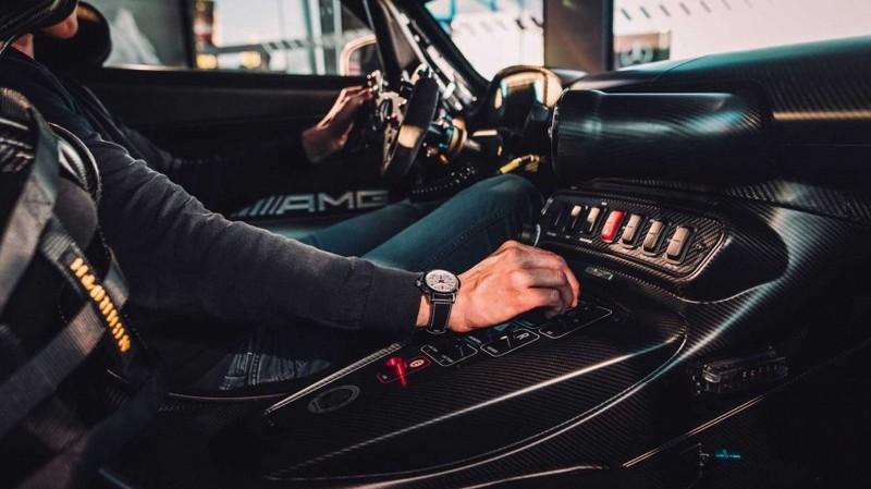 Mercedes-AMG GT3 Edition 50 - 2017 - interiors