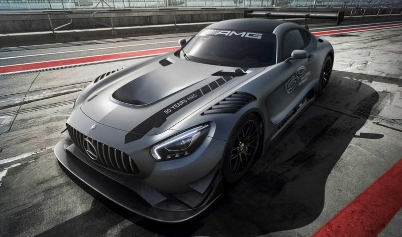 Mercedes-AMG GT3 Edition 50 - 2017