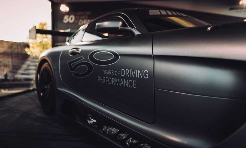Mercedes-AMG GT3 Edition 50th anniversary - 2017