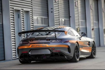New Mercedes-AMG GT4 to continue success story in GT4 segment