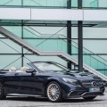 Mercedes-AMG S 65 Cabriolet - lateral