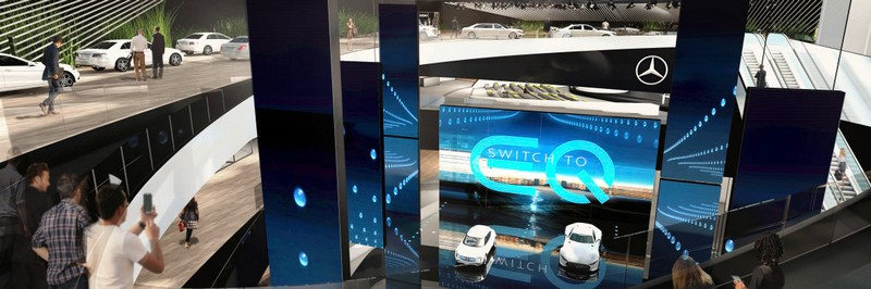 Mercedes-Benz Cars at the 2017 International Motor Show