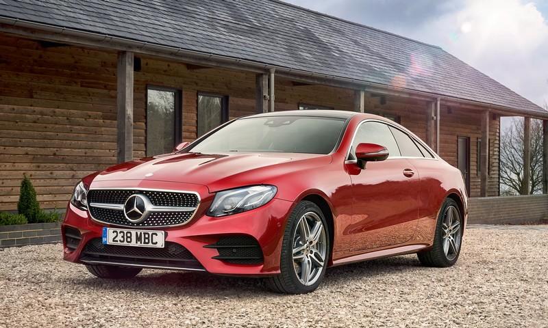 Mercedes-Benz E300 Coupe review